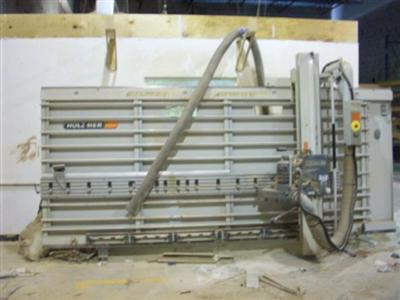 Holz Her 1255S Vertical Panel Saw  Photo