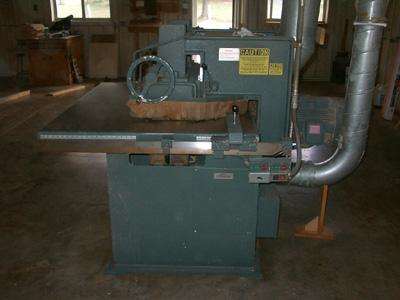 Diehl SL-55 Straight Line Rip Saw Photo e
