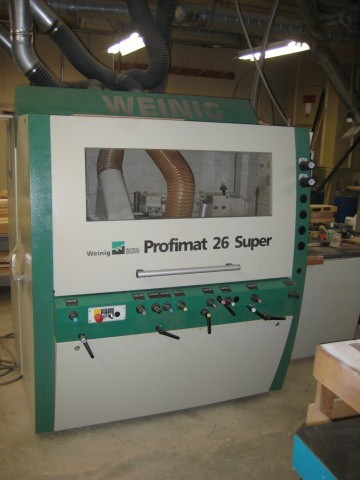 Weinig Profimat 26S Super Photo