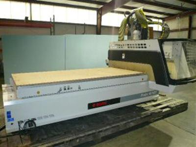SCMI Pratix 48 NST CNC Machining Center Photo