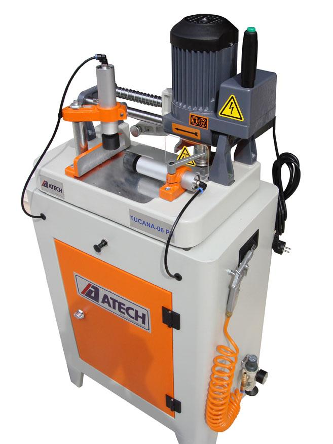 Atech Tucana-02 M Bench Top End Milling Machine Photo