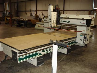CR Onsrud 144-G10 5 x 12 CNC Router Photo