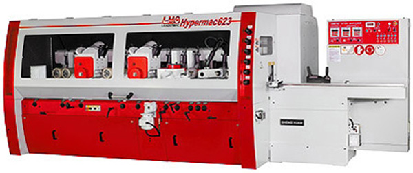 Leadermac Hypermac Series Moulder  Photo