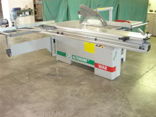 Altendorf WA8 Sliding Table Panel Saw Photo