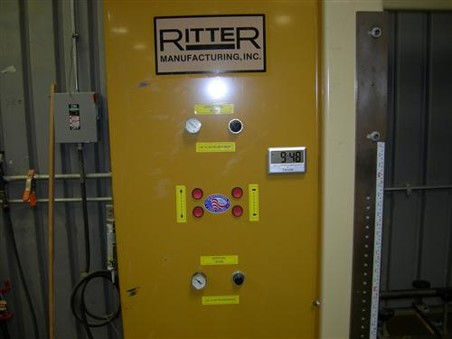 Ritter R-525 Case Clamp Photo b