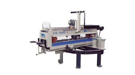 Midwest Automation CS 5840 Cutting Station Postforming Saws