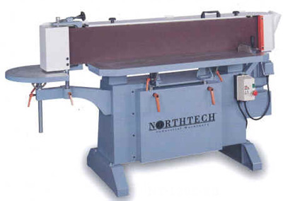 Northtech NT-120E-HD Oscillating Commercial Edge Sander Photo