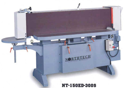 Northtech NT-150DS 1034 Oscillating Industrial Edge Sander Photo