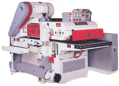 Northtech 820HCHD-XLT Double Surface Planer Photo