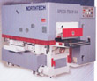 Northtech 610ST Double Surface Planer