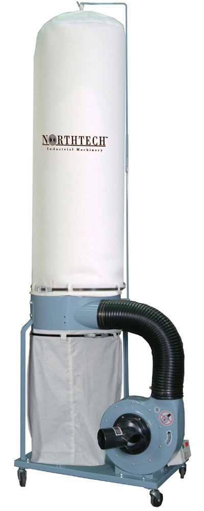 Northtech DC-20-1 Commercial Dust Collector Photo