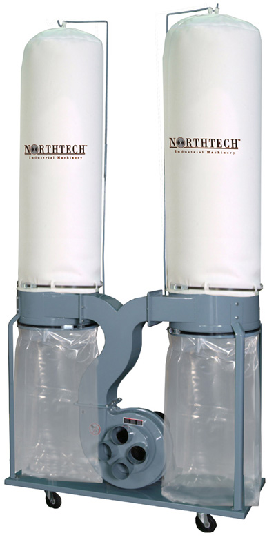 Northtech DC-50-3 Commercial Dust Collector Photo