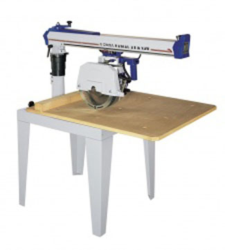 OMGA RN-450 Radial Arm Saw Photo