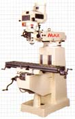 Max 3VM Variable Speed Vertical Milling Machine