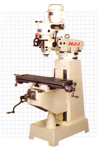 Max 3VM Variable Speed Vertical Milling Machine Photo