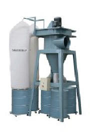 Northtech 2ST-20XL Cyclone Dust collector Photo